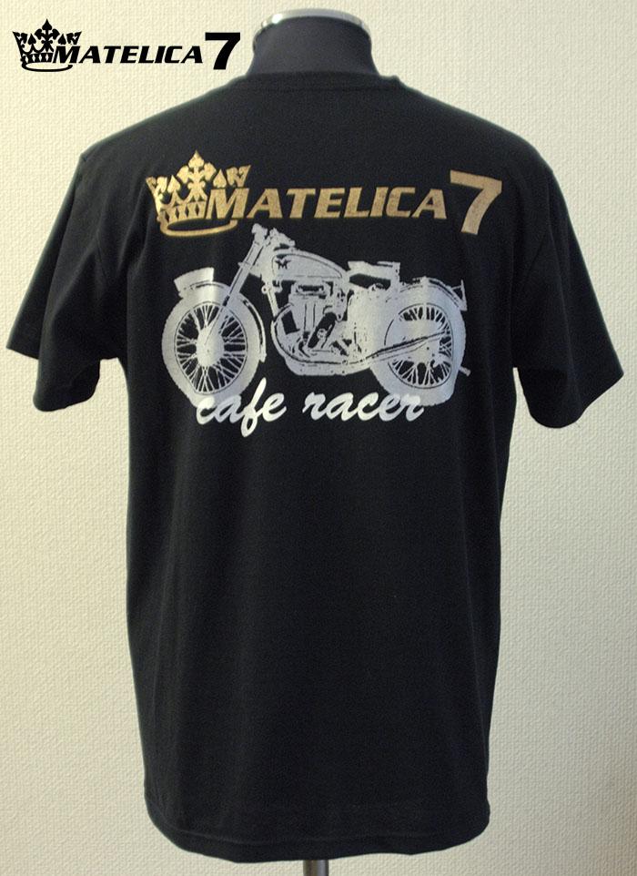 マテリカセブン アパレル Tシャツ