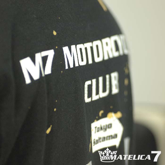アートTシャツ 7MT15609