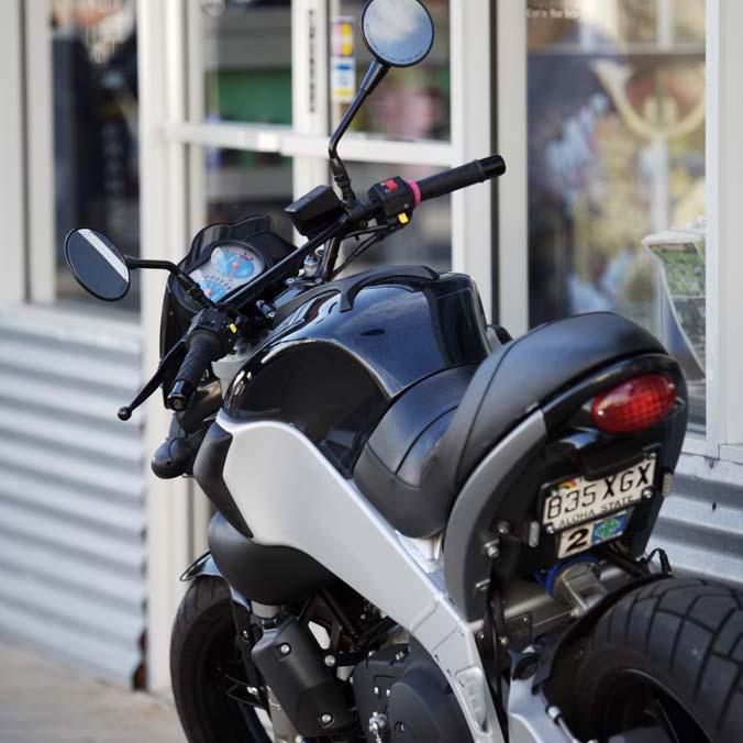 マテリカセブン バイク