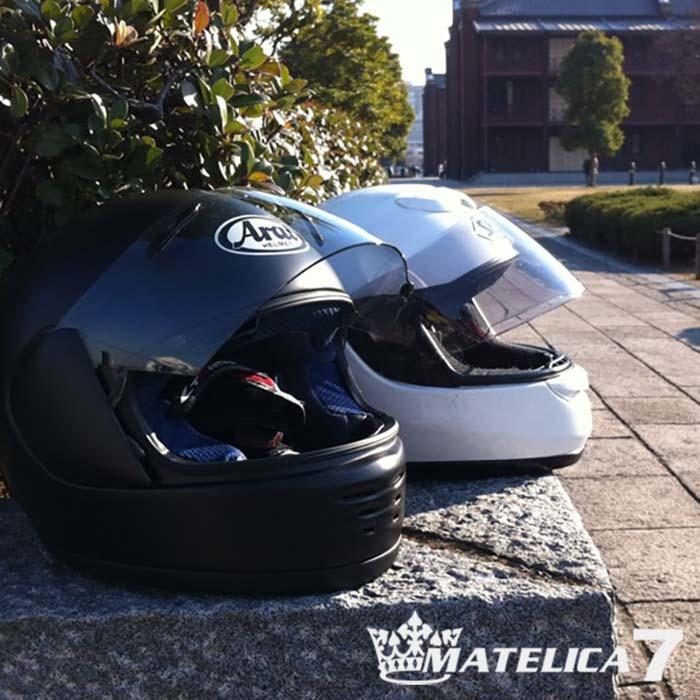 マテリカセブン ヘルメット
