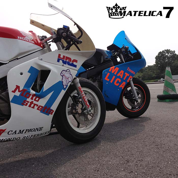 MATELICA7 PICCOLA ミニバイク
