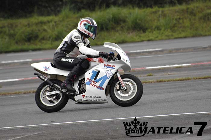 MATELICA7 PICCOLA バイク女子