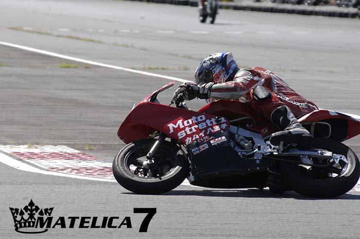 ミニバイク モトストレッタ 富士スピードウェイ カートコース FSW